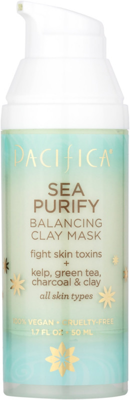 Sea Purify Balancing Clay Mask by pacifica #6