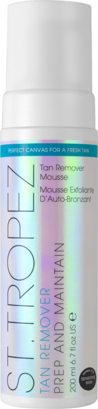 Tan Remover Prep And Maintain Mousse by St. Tropez