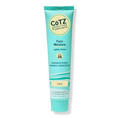 Face Moisture Lightly Tinted Sunscreen SPF 35