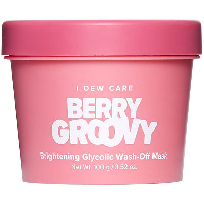 Berry Groovy Brightening Glycolic Wash-Off Mask