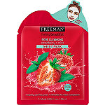 Feeling Beautiful Pore Cleansing Strawberry + Mint Sheet Mask