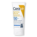 CeraVe Mineral Sunscreen Lotion SPF 50 Face Lotion with Zinc Oxide