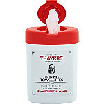 Thayers Toning Towelettes