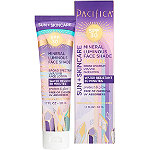 Pacifica Sun + Skincare Mineral Luminous Face Shade Crystal SPF 30