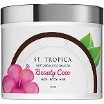 St. Tropica Beauty Coco Organic Virgin Coconut Oil