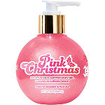 Online Only Pink Christmas Glitter Body Gel