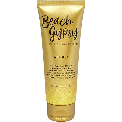 Beach Gypsy Glitter Sunscreen SPF 30+