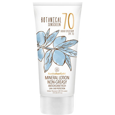 Botanical SPF 70 Lotion