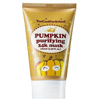 Pumpkin Purifying 24K Mask