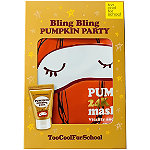 Too Cool For School Bling Bling Pumpkin Party Set