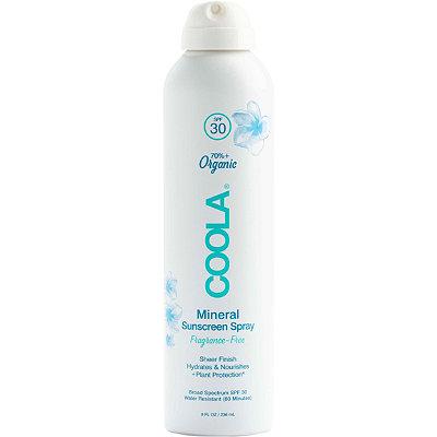 Mineral Sunscreen Spray SPF 30