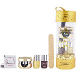 Le Mini Macaron Online Only Gold Ornament Gel Manicure Gift Set