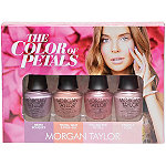 Morgan Taylor Online Only The Color Of Petals Mini 4-Pack