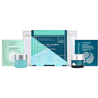 Online Only Dusk 'Til Dawn AM-To-PM Skincare Kit