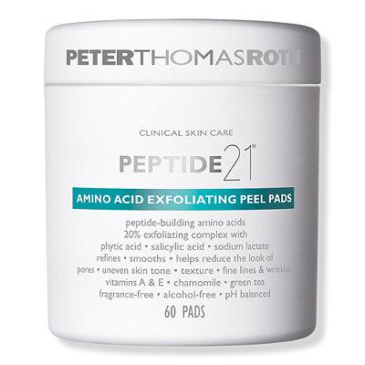 Peptide 21 Amino Acid Peel Pads