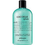 Philosophy Coconut Splash Shampoo, Shower Gel & Bubble Bath