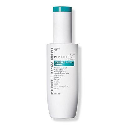 Peptide 21 Wrinkle Resist Serum