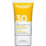 Clarins Dry Touch Facial Sunscreen Broad Spectrum SPF 30