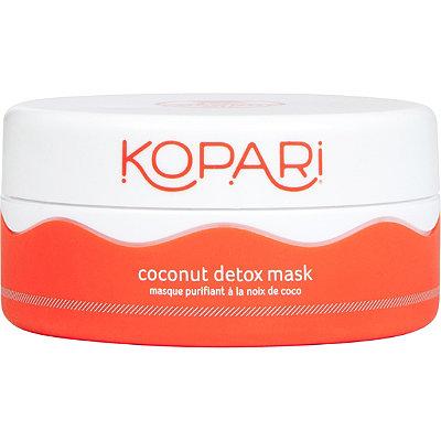 Coconut Detox Mask