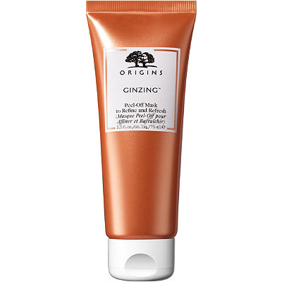 GinZing Peel-Off Mask to Refine and Refresh
