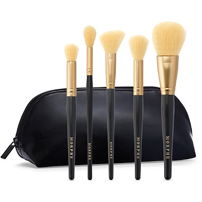 Complexion Crew 5-Piece Face Brush Collection