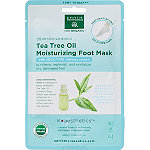Earth Therapeutics Tea Tree Oil Moisturizing Foot Mask