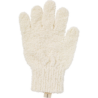Organic Cotton Exfoliating Gloves