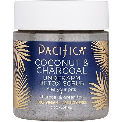 Coconut & Charcoal Underarm Detox Scrub