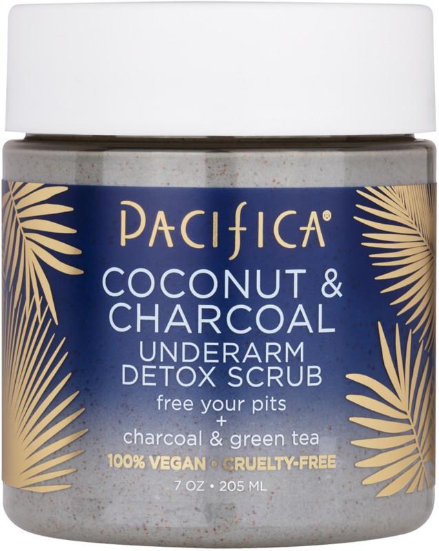 Coconut & Charcoal Underarm Detox Scrub by Pacifica