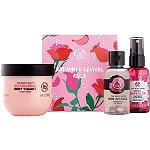 The Body Shop British Rose Pick Me Up Kit