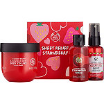 The Body Shop Strawberry Pick Me Up Kit