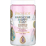 Pacifica Hardcore Happy Bath Dust Shower & Bath Fizz