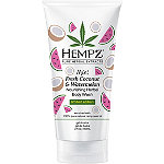 Hempz Travel Size Fresh Coconut & Watermelon Nourishing Herbal Body Wash