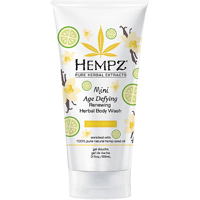 Travel Size Age Defying Renewing Herbal Body Wash