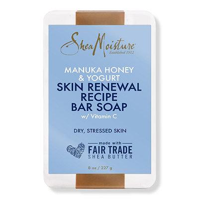 Manuka Honey & Yogurt Skin Renewal Recipe Bar Soap