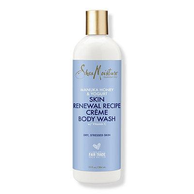 Manuka Honey & Yogurt Skin Renewal Recipe Creme Body Wash