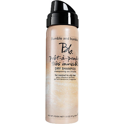 Travel Size Bb. Pret-a-Powder Tres Invisible Dry Shampoo with French Pink Clay