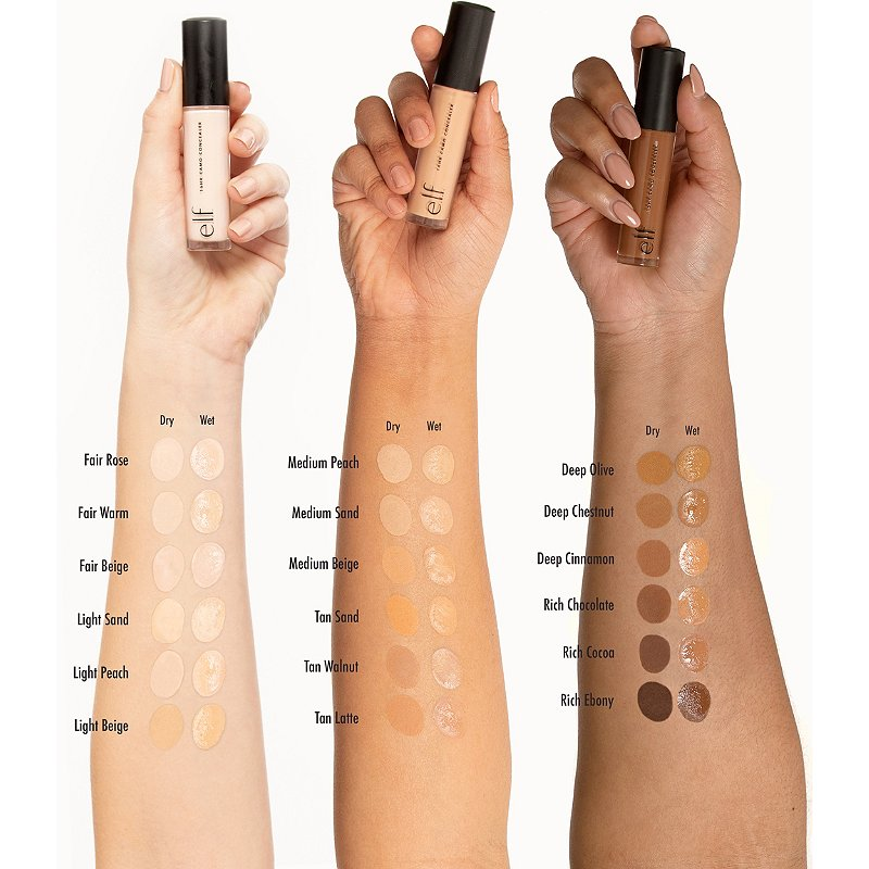 Hydrating Camo Concealer by e.l.f. #8