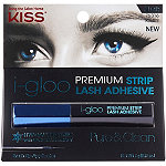 Kiss i-Gloo Strip Black Lash Adhesive