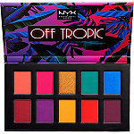 NYX Professional Makeup Hasta La Vista Off Tropic Shadow Palette