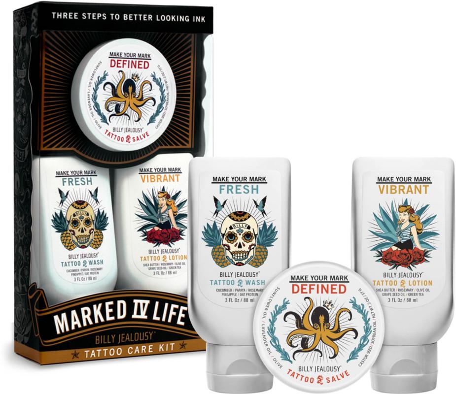 Billy Jealousy Online Only Marked Iv Life Tattoo Care Kit Ulta Beauty