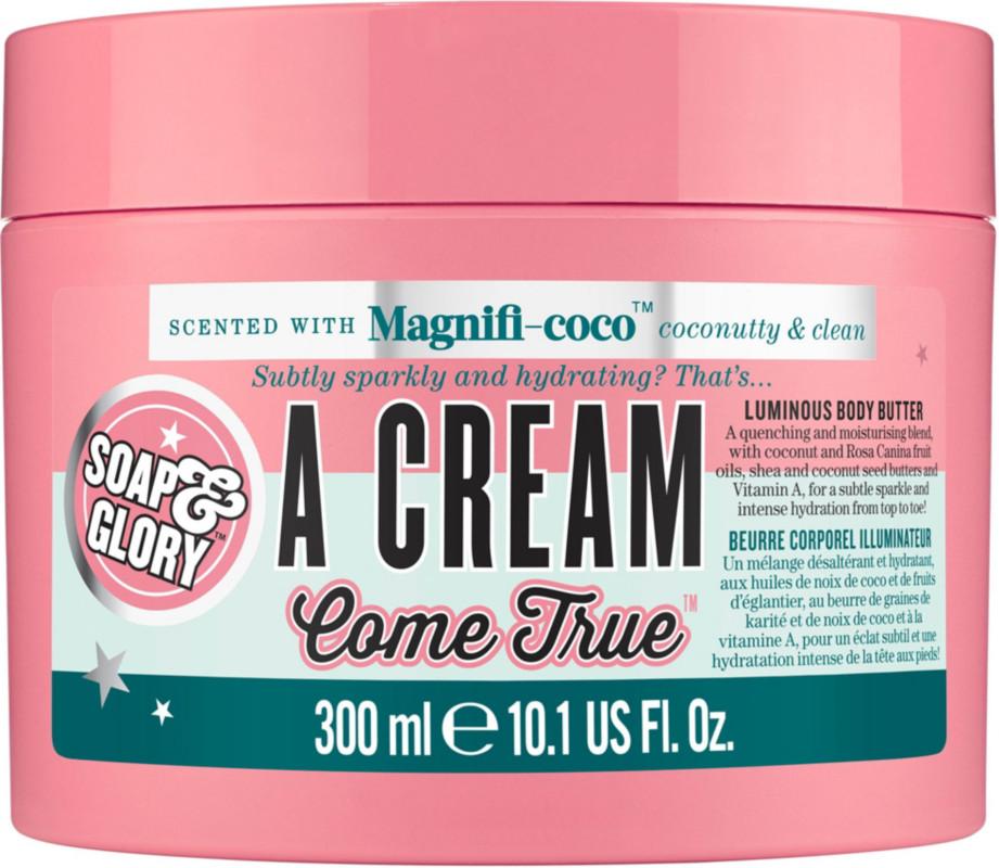 Soap & Glory A Cream Come True