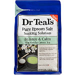 Dr Teal's Matcha Green Tea Epsom Salt Calm