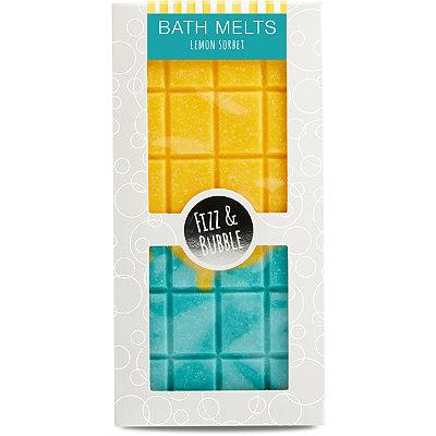 Lemon Sorbet Candy Bar Bath Melt