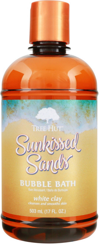 Sunkissed Sands Bubble Bath by Tree Hut