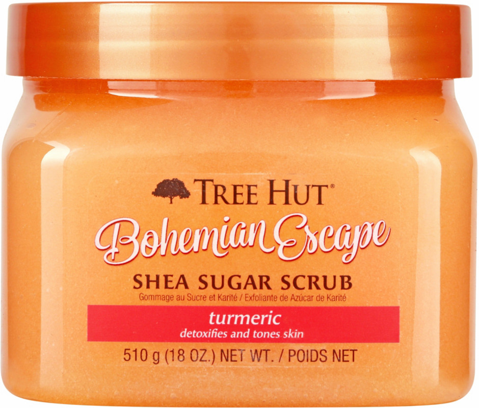 Tree Hut Bohemian Escape Shea Sugar Scrub Ulta Beauty