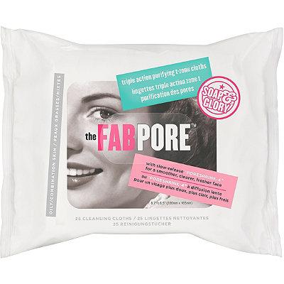 Fab Pore T-Zone Purifying Cloths