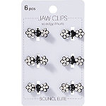 Scünci Mini Jaw Clips 6 Piece