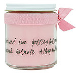 DefineMe Fragrance Online Only Love Mood Candle Audry
