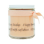 DefineMe Fragrance Online Only Free-Spirit Mood Candle Sofia Isabel